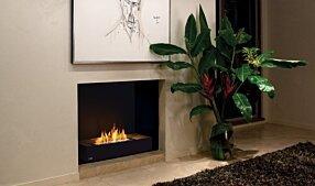 Private Residence -  格栅式壁炉 by EcoSmart Fire