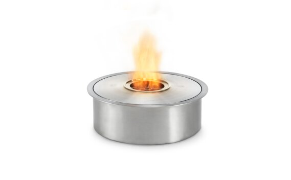 AB8 生物乙醇燃烧器 - Ethanol / Stainless Steel / Top Tray Included by EcoSmart Fire