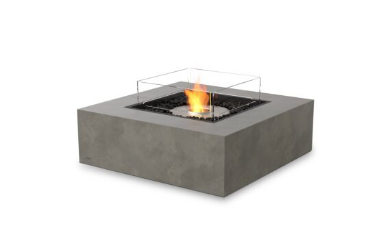 Base 40 壁炉家具 - Ethanol / Natural / Optional Fire Screen by EcoSmart Fire