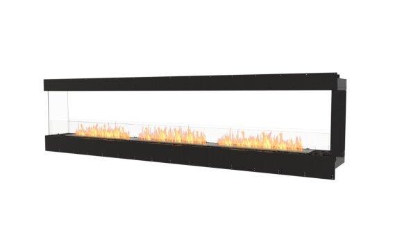Flex 122PN Peninsula - Ethanol / Black / Uninstalled View by EcoSmart Fire