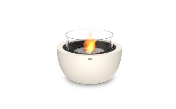 Pod 30 整体壁炉 - Ethanol / Bone / Optional Fire Screen by EcoSmart Fire