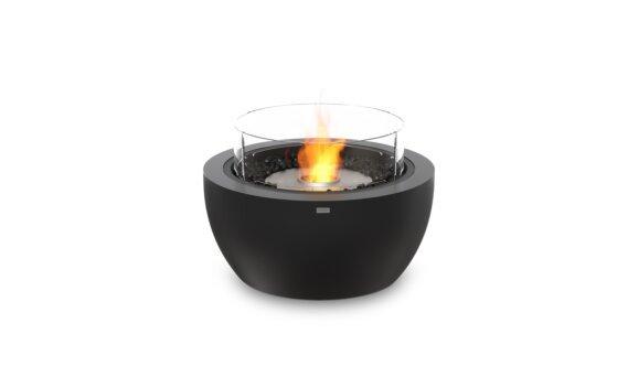 Pod 30 整体壁炉 - Ethanol / Graphite / Optional Fire Screen by EcoSmart Fire