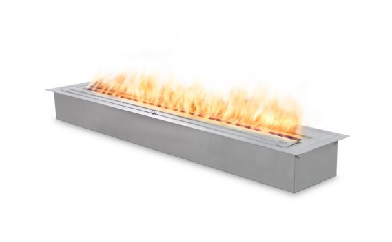 XL1200 生物乙醇燃烧器 - Ethanol / Stainless Steel / Top Tray Included by EcoSmart Fire