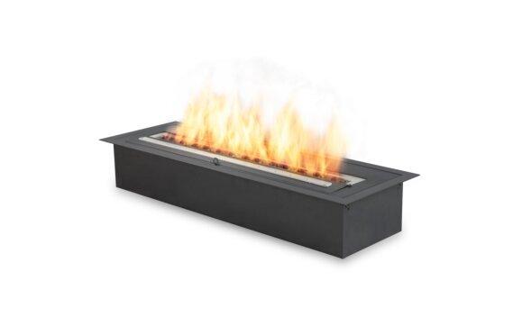 XL700 生物乙醇燃烧器 - Ethanol / Black / Top Tray Included by EcoSmart Fire