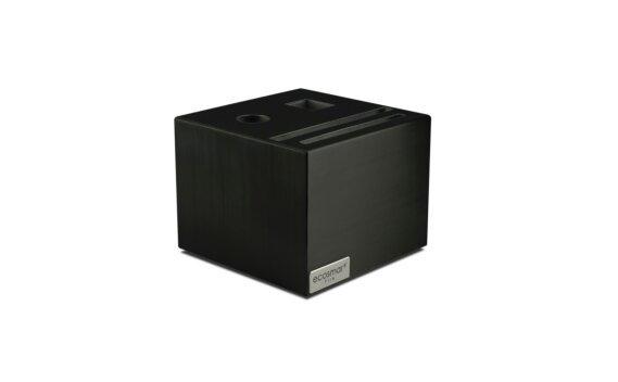 Accessory Holder Black 壁炉配件 - Black by EcoSmart Fire