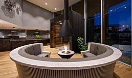 Hamton's Haven Development Builder Fireplaces 生物乙醇燃烧器 Idea