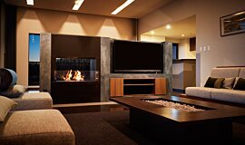 Nozomi Views Builder Fireplaces 嵌入式燃烧室 Idea