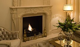 Chateau Couture Traditional Fireplaces 生物乙醇燃烧器 Idea