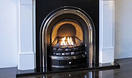 Private Residence Traditional Fireplaces 生物乙醇燃烧器 Idea