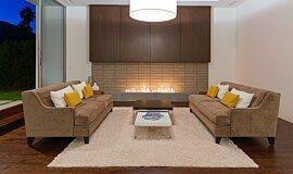 South Palm Canyon Builder Fireplaces 生物乙醇燃烧器 Idea