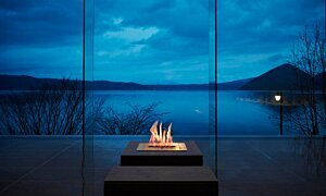Landscape Fireplaces Ideas