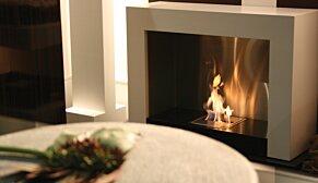 Oxygen 设计壁炉 - In-Situ Image by EcoSmart Fire
