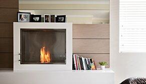 Aspect 设计壁炉 - In-Situ Image by EcoSmart Fire