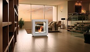 Fusion 设计壁炉 - In-Situ Image by EcoSmart Fire