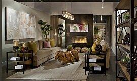 Dream House Builder Fireplaces 嵌入式燃烧室 Idea