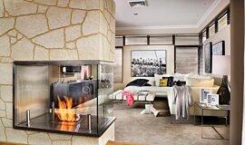 C Fire Builder Fireplaces 生物乙醇燃烧器 Idea