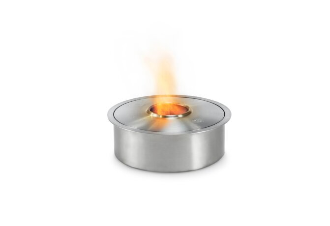 AB3 生物乙醇燃烧器 - Ethanol / Stainless Steel / Top Tray Included by EcoSmart Fire