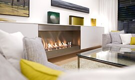 Paddington Residence Commercial Fireplaces 生物乙醇燃烧器 Idea