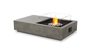 Manhattan 50 壁炉家具 - Studio Image by EcoSmart Fire