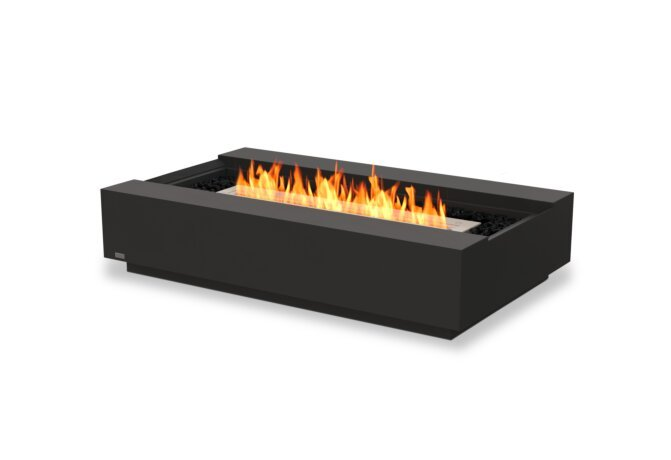 Cosmo 50 壁炉家具 - Ethanol / Graphite by EcoSmart Fire