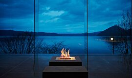 Landscape Fireplaces Ideas