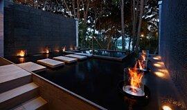 Hiramatsu Hotel & Resorts Hospitality Fireplaces Freestanding Fire Idea