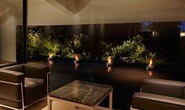 Hiramatsu Hotel & Resorts Outdoor Fireplaces 整体壁炉 Idea