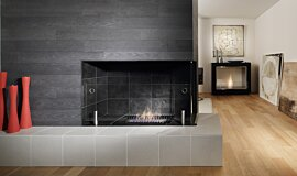 Merkmal Showroom MAD Services Fireplace Insert Idea