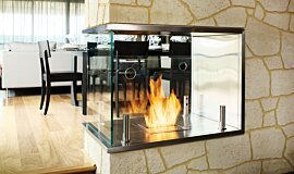 C Fire Fireplace Accessories 壁炉配件 Idea