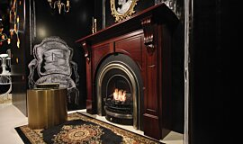 TFC Showroom Commercial Fireplaces Ethanol Burner Idea