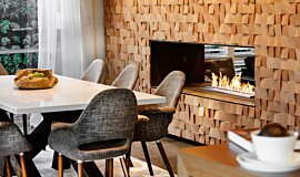 The Brindabella Builder Fireplaces Built-In Fire Idea