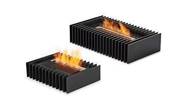 格栅式壁炉