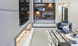 Viva Attadale Builder Fireplaces 生物乙醇燃烧器 Idea