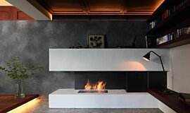 Craft Co Linear Fires 生物乙醇燃烧器 Idea