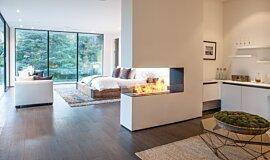 Rising Glen Residential Fireplaces 生物乙醇燃烧器 Idea