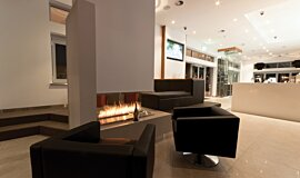 Sirens Bar Builder Fireplaces 生物乙醇燃烧器 Idea