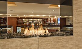 Black Salt Restaurant Hospitality Fireplaces 生物乙醇燃烧器 Idea