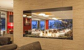 Black Salt Restaurant Builder Fireplaces 生物乙醇燃烧器 Idea