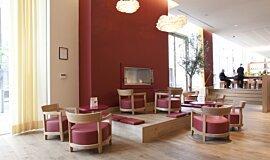 Vapiano, UK  Hospitality Fireplaces 嵌入式燃烧室 Idea
