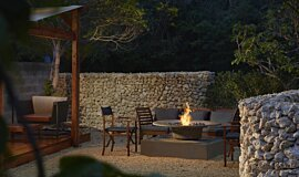 Okinawa Resort Landscape Fireplaces 整体壁炉 Idea