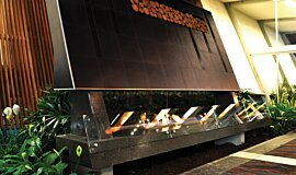 Calamvale Hotel, Sydney Hospitality Fireplaces 生物乙醇燃烧器 Idea