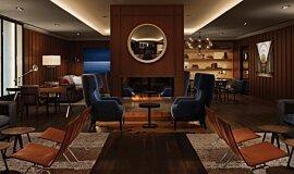 AKA Hotel Residential Fireplaces 生物乙醇燃烧器 Idea