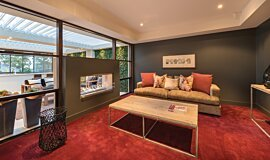 Scott Salisbury Homes Builder Fireplaces 嵌入式燃烧室 Idea