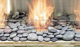 Farber Center Builder Fireplaces 嵌入式燃烧室 Idea