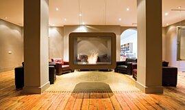 The Chapel Builder Fireplaces 嵌入式燃烧室 Idea