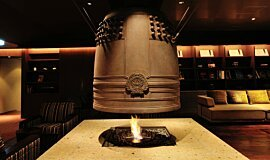 Chikusenso Mt Zao Onsen Resort & Spa Builder Fireplaces 生物乙醇燃烧器 Idea