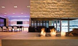 Allianz Arena Hospitality Fireplaces 生物乙醇燃烧器 Idea