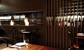 Hurricane's Grill & Bar Hospitality Fireplaces 生物乙醇燃烧器 Idea