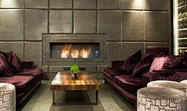 May Fair Bar Hospitality Fireplaces 生物乙醇燃烧器 Idea