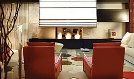 Pepe Calderin Design See-Through Fireplaces 生物乙醇燃烧器 Idea
